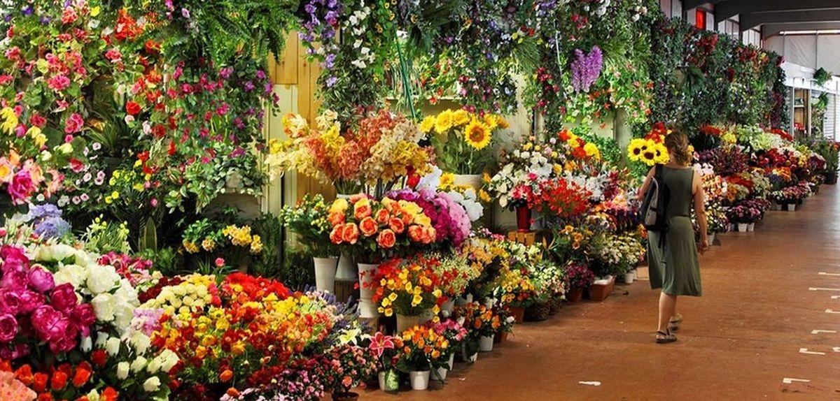 Магазин 7 цветов в с п базар