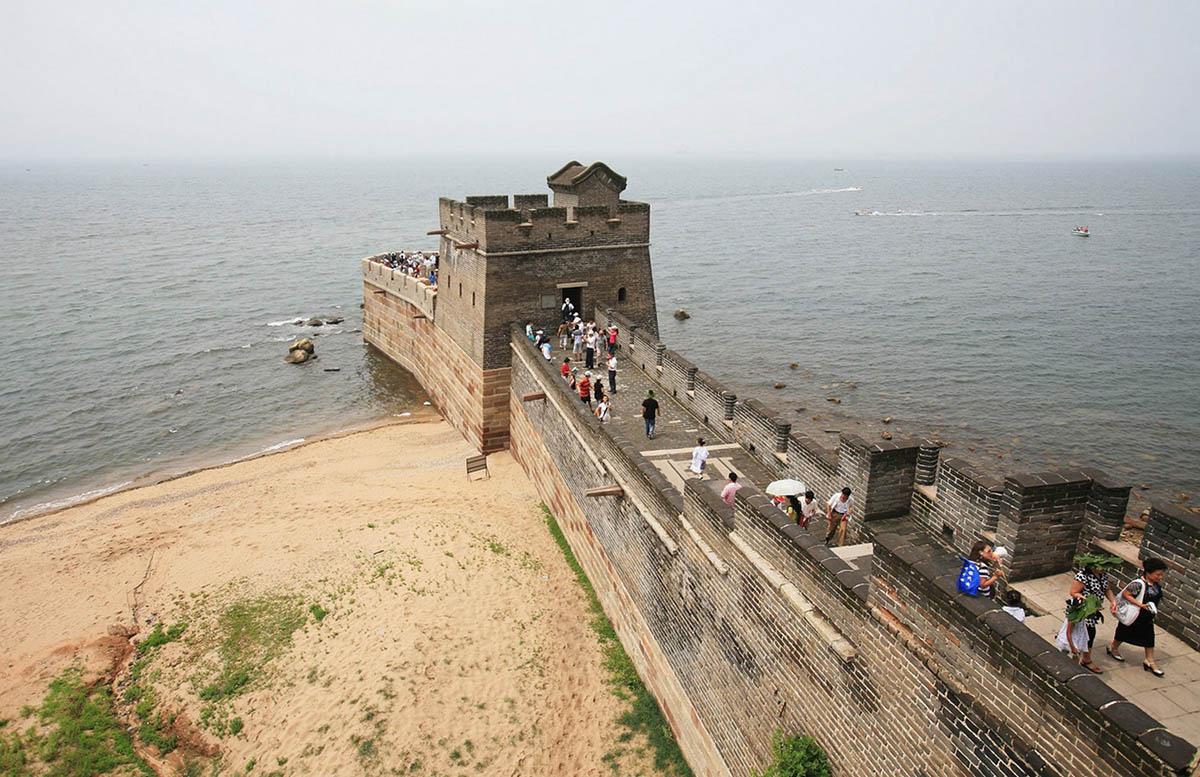 этого ним конец великой китайской стены фото жутко гордится, ведь