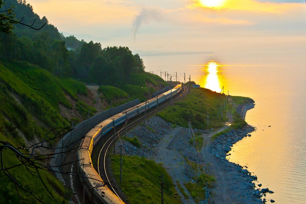 Чартерными поездами на Дальний Восток воспользуются туристы 47 стран мира